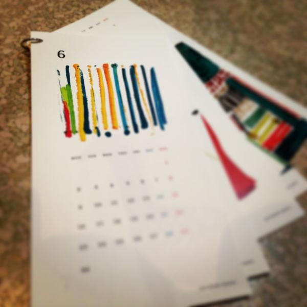 田中紗樹 2014カレンダー 2_01