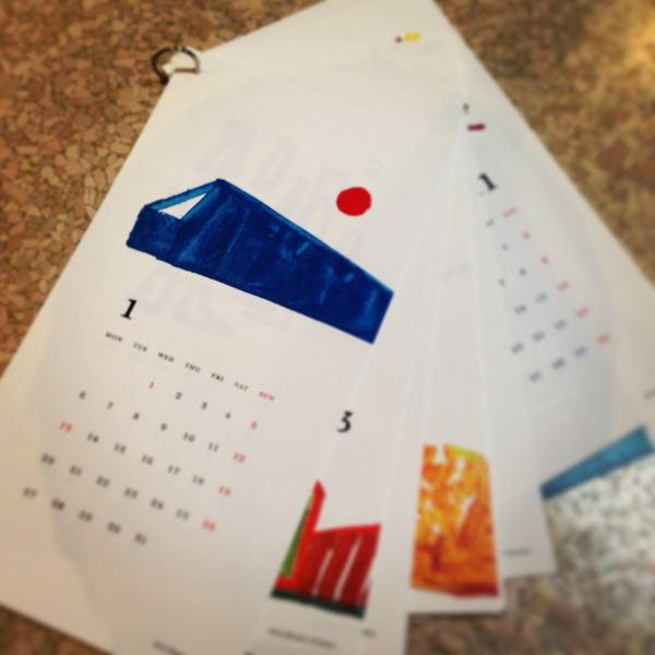 田中紗樹 2014カレンダー 1_01